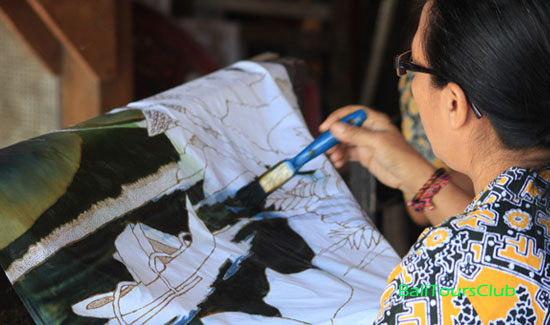 Batik Pulau Dewata
