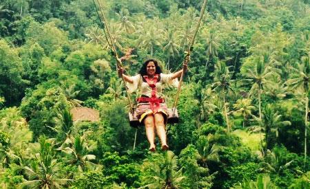 Ayunan Bali Swing