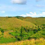 Bukit Teletubbies di Nusa Penida
