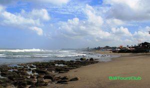 Objek wisata Echo Beach