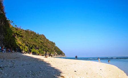Pantai Batu Pageh Ungasan