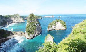 Pulau Seribu di Nusa Penida