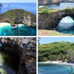 Nusa Penida Tour – tujuan ke arah Barat