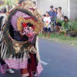 Tradisi Ngelawang dan Barong Bangkung