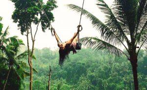 Wisata Bali Swing di Bongkasa
