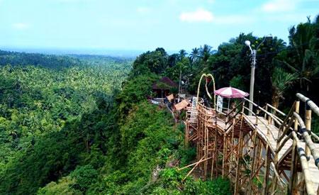 Green Cliff Banjar Bangli Jembrana
