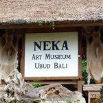 Neka Art Museum di Ubud Bali