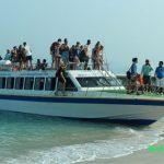 Kapal Cepat ke Gili Trawangan