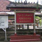 Pura Erjeruk di Sukawati