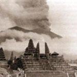 Sejarah Letusan Gunung Agung