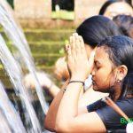 Pura tempat melukat di Bali