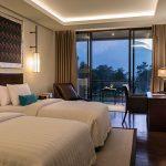 Kamar hotel di Handara Golf and Resort Bali