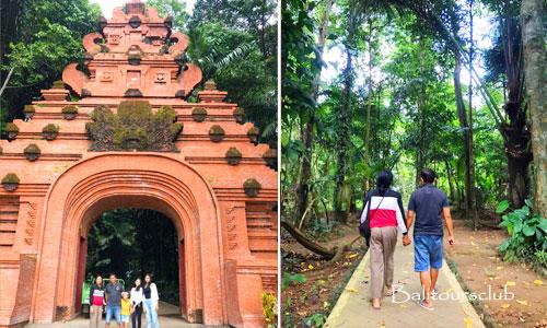 Kebun Raya di Gianyar Bali
