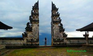 Pura Penataran Agung Lempuyang di Purwayu
