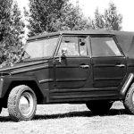 Sejarah Mobil VW Safari