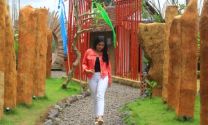 Stone Garden dan Animal Park di Twin Hill Bangli