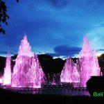Taman Kota Denpasar di Lumintang
