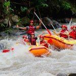 Lokasi Rafting Terbaik di Indonesia