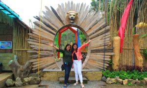 Twin Hill dan Stone Garden di Bangli