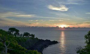 Sunrise di Taman Harmoni Bali
