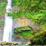 Air Terjun Wana Ayu di Padang Bulia