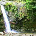 Air terjun Jambangan di Buleleng