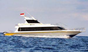 Crown Fast Cruise - Boat ke Nusa Penida