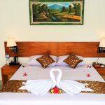 Homestay di pulau Nusa Lembongan