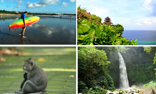 Objek wisata di Kabupaten Badung Bali