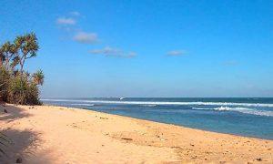 Pantai Nunggalan Pecatu
