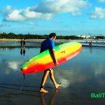Tempat Surfing di Bali