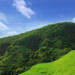 Bukit Guungan Candidasa di Karangasem