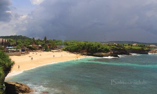 Sejarah pulau Nusa Lembongan