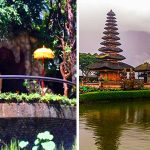 Ziarah Goa Maria Katolik dan rekreasi ke Bedugul Bali