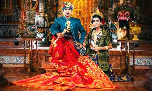 Jasa tata rias pengantin panggilan di pulau Bali