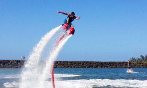 Flyboard di Serangan Bali