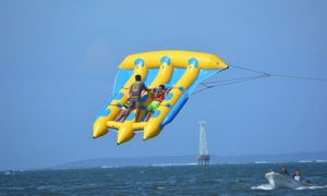 Flying fish watersport di Serangan