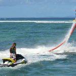 Jetovator di Serangan Bali