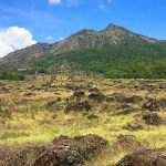 Lava Tumuli Gunung Batur