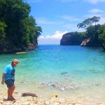 Pantai Bulian Nusa Penida