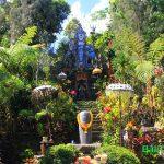 Patung Siwa Mahadewa di Pura Siwa