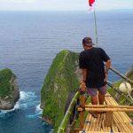Perahu Cinta di Nusa Penida
