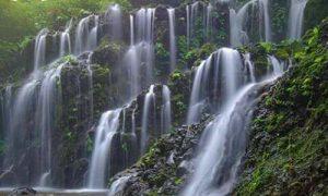 Air Terjun terindah Banyu Amerta Wanagiri
