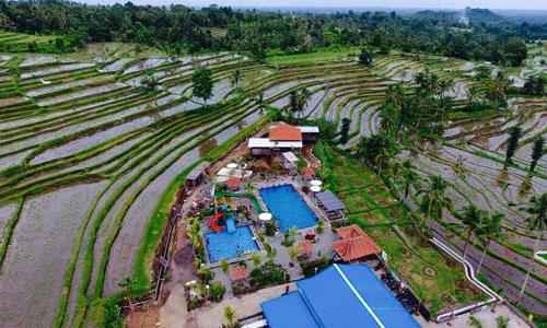 Alamandaoe Pool Water Park Silangjana