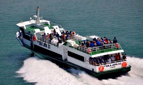 Fast Boat Eka Jaya 23