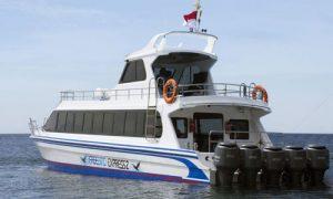 Freebird Express Fast Boat
