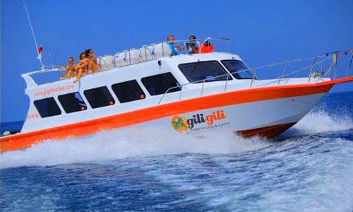 Gili Gili fast boat ke Trawangan Lombok