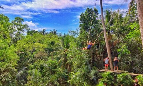 Gunung Sari Celuk Swing Bali