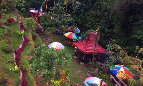 Objek wisata Taman Tao di Sangket Buleleng