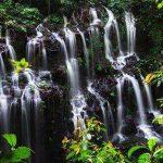 Objek wisata air Terjun Banyu Amerta Wanagiri